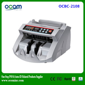 Cash Money Bill Counter with IR Mg UV pictures & photos