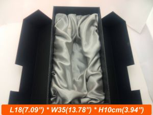 Luxury Rigid Cardboard Boxes with Insert Tray Holiding