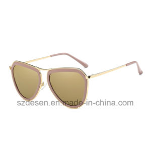 OEM/ODM High Quality Full Frame Metal Sunglasses pictures & photos