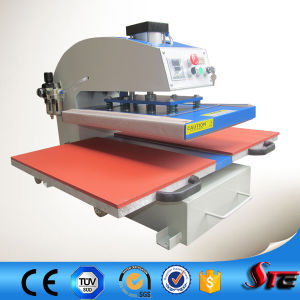 High Quality CE Certificate Electric Pneumatic Two Position T Shirt Heat Press pictures & photos