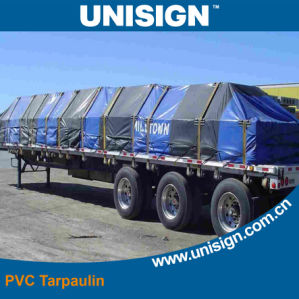PVC Coated Tarpaulin Vinyl Fabric for Truck pictures & photos