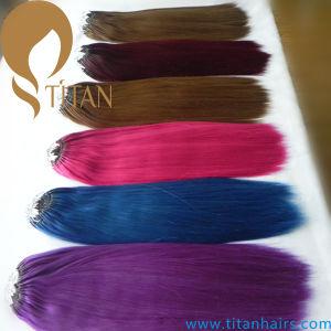New Korea Cotton String Pre Bonded Hair Extension
