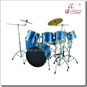 7PCS PVC Jazz Drum Set/Popular Drum Kit pictures & photos
