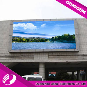 Outdoor 6mm Full Color Two Side LED Display pictures & photos