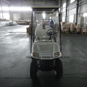 4 Seats Chinese Factory Golf Cart for Sale (RSE-2049) pictures & photos
