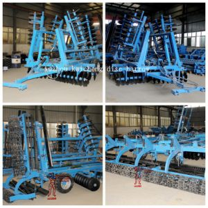 Farm Equipment Combined Land Soil Preparation Disc Harrow pictures & photos