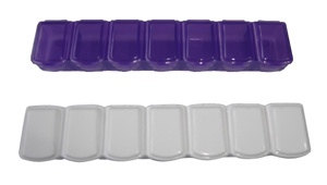Medical Equipment 7room Pill Box (SW-PB32) pictures & photos