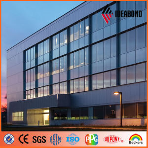 New Products Glod Brush Aluminum Composite Panel pictures & photos