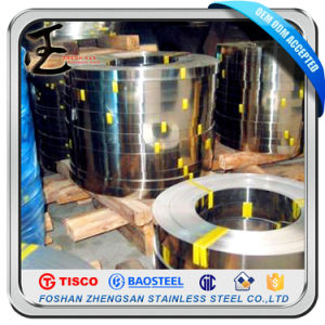 304 Cold Rolled Stainless Steel Strips Price pictures & photos