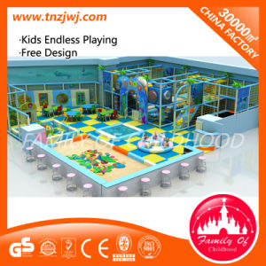 Colourful Children Playground Indoor Playground with Slide pictures & photos