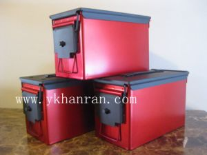 Metal Tool Box, Waterproof Tool Box, Army Quality Level pictures & photos