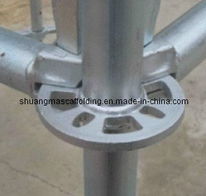 Construction Building Ringlock System Scaffolding for Sales pictures & photos