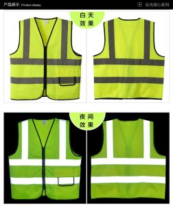 Safety Vest with ANSI07 (C2517) pictures & photos