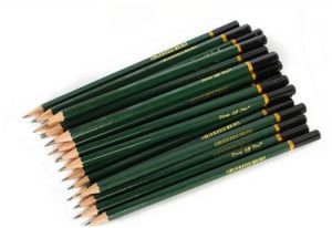 Promotion Durable PVC Soft Wood Hb Pencil pictures & photos