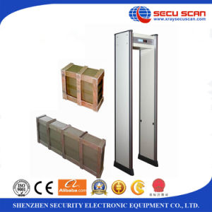 Court use Walk Through Metal Detector AT-300B Door Frame Metal Detector Gate pictures & photos