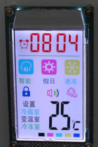 3.5 Inch Vertical TFT LCD Module Display with 6 LED Backlight pictures & photos
