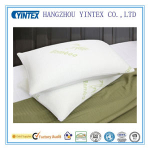 2015 Popular Bamboo Shredded Memory Foam Pillow pictures & photos