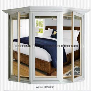 Double Glazing UPVC Bay / Balcony Window pictures & photos