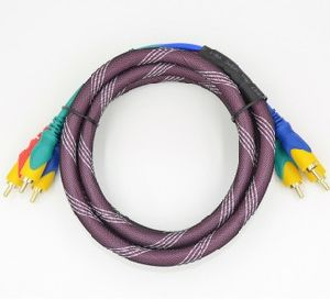 High Quality 1.5m 3RCA to 3RCA Cable (ca-010) pictures & photos