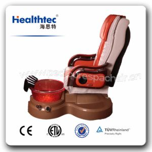 Topsales Massage Reclining Back Portable Pedicure Chair D201-39A pictures & photos