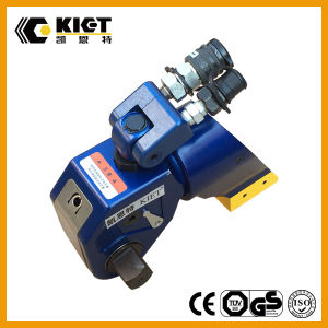 Kiet Powerful Solution Square Drive Hydraulic Torque Wrench pictures & photos