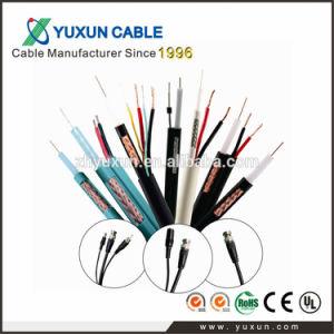 Minirg59 RG6 Rg58 Rg11 CCTV Coaxial Cable Rg59