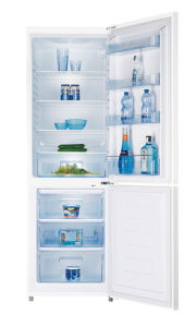 295 Litre Hybrid Frost Free Bottom Mounted Refrigerator pictures & photos