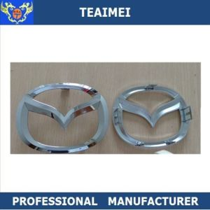 Mazda M3 Chrome Car Logo Auto Grill Car Emblem pictures & photos