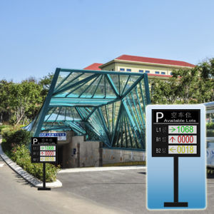 LED Message Screen Outdoor P10 Three-Layer Double Color pictures & photos