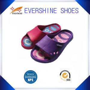 2015 New and Stylish Slippers, EVA Material, OEM Is Welcome