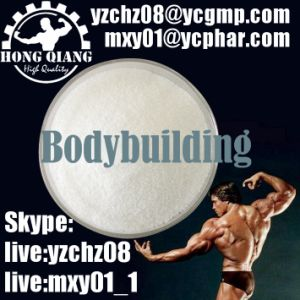 Muscle Building Anabolic Steroids Powder CAS 2590-41-2 / Dehydronandrolone Acetate pictures & photos
