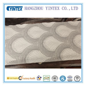 Wholesale Fan Pattern Polyester Fabric pictures & photos