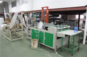 Automatic PE Bubble Film Bag Making Machinery pictures & photos