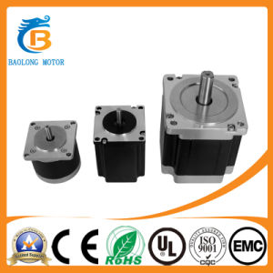 34HY1802 2-Phase 1.8deg Circular Stepper Motor for Textile Machine (86mm X 86mm) pictures & photos
