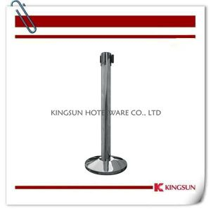 Bp223ss Stainless Steel Stanchion Sign Holder for Airport Use pictures & photos
