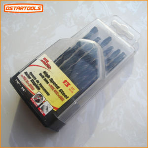 HSS Twist Drill Bits with Various Surfaces and Materials pictures & photos