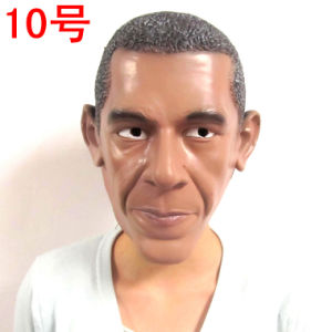 Realistic Obama Mask Soft Latex Mask pictures & photos