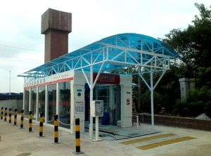 Automated Vehicle Wash Car Clean Machine for Kenya Carwash Business pictures & photos