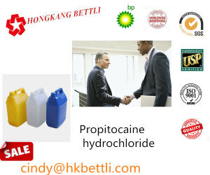 Pain Skiller CAS 1786-81-8 Propitocaine HCl Propitocaine Hydrochloride pictures & photos