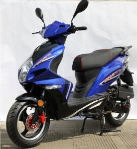 SANYOU 50CC-150CC Gasoling Scooter (SY125T-25 F35) pictures & photos