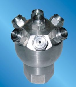 High Pressure Ss Rotating Tank Cleaning Spray Nozzle pictures & photos