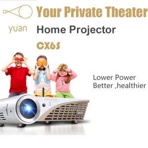 Wireless Projector with HDMI/AV/VGA/USB/Micro SD