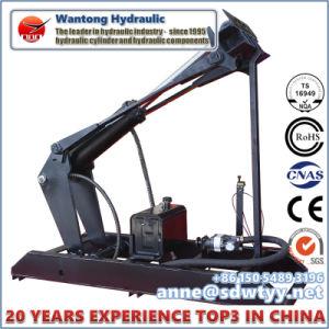 Underbody Hydraulic Hoist Hydraulic Cylinder pictures & photos