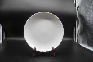"Ceramic Dishes for Hotel Restauran10 ""Chrysanthemum Disc"" pictures & photos"