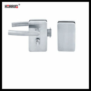 Stainless Steel Glass Door Glass Lock(HR-1130/HR-1132) pictures & photos