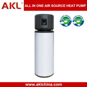 Portable All in One Air to Water Shower Heat Pump pictures & photos