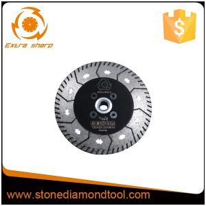Wet and Dry Diamond Cutting and Grinding Wheels pictures & photos
