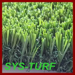 S-Shape Straight Yarn Artificial Turf Grass for Futsal pictures & photos