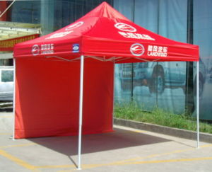 3X3m Steel Gazebo Folding Tent for Advertising 2016 pictures & photos