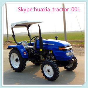 Wheel 30HP Tractor, 4WD with 3 Cylinder Engine pictures & photos